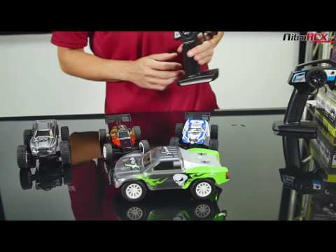 Exceed RC Micro X 1/28 Micro Scale RC Cars Overview