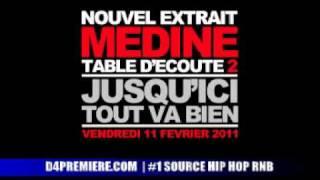 Medine Feat. Tiers Monde & Brav - Jusqu'ici Tout Va Bien.mp4