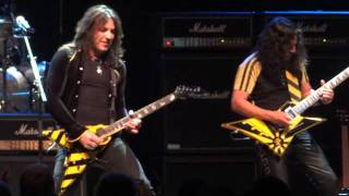 Stryper - The Rock that makes me roll + Reach Out,  Live im Z-7 Pratteln - 25.06.2011