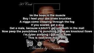 50 Cent - Can I Speak To You Lyrics(feat. Schoolboy Q)