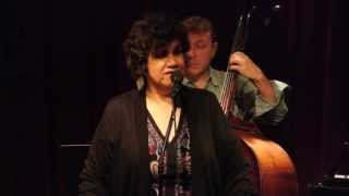"Roz Corral with Alan Broadbent & Boris Kozlov -- ""Love Makes the Changes"""