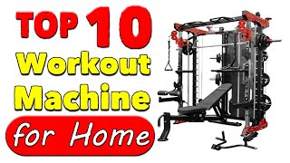 Best Workout Machine For Home | Best Overall Exercise Equipment for Home