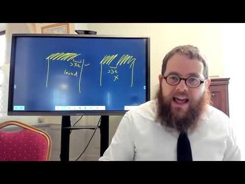Szukka 18 – Napi Talmud 568 – A lavud törvénye