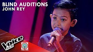 Johnrey Custodio - 'Di Na Muli | Blind Auditions | The Voice Kids Philippines Season 4