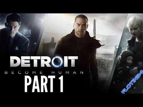 SVĚT BUDOUCNOSTI | Detroit Become Human #1