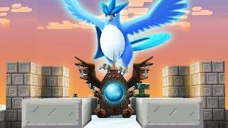 Articuno  - (Pokémon) - Minecraft Pokémon #30: VOU TER O POKÉMON LENDÁRIO ARTICUNO?