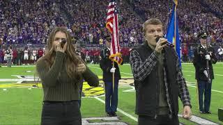 We Three   National Anthem