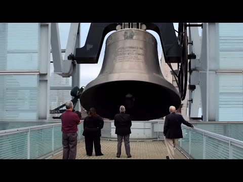 The Ringing of the Largest Bells in the World - Superb!