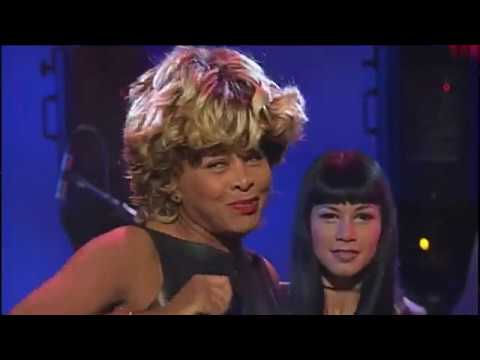 Tina Turner - When The Heartache Is Over 1999