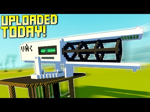 We Searched for Creations Uploaded Today Only! - Scrap Mechanic Workshop Hunters