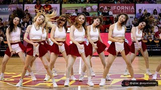 Cheerleaders ABL9 || Saigon Hotgirls - Home Game 5 | 16/12