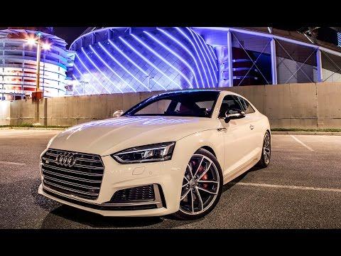 Audi S5 Coupe Купе класса D - рекламное видео 3