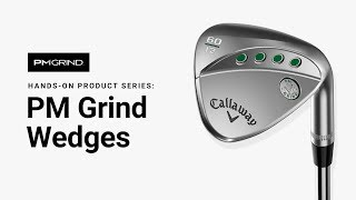 PM Grind Tour Grey Wedge w/ KBS Hi-Rev 2.0 Steel Shaft-video