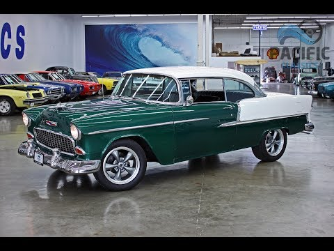 Video of 1955 Chevrolet 210 located in Washington - JKKC