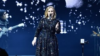 Adele 2016 Tour (4k) - I miss you -  Manchester 11/03/2016
