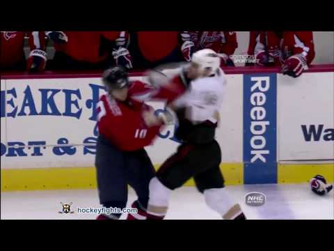 Matt Bradley vs. Mike Brown