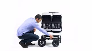 Mountain Buggy duet™ and duet as a single™ Instructional video