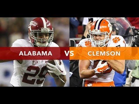 Alabama vs. Clemson III Trailer