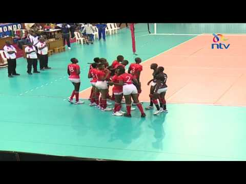 Africa under-20 volleyball championships: Kenya, Egypt start with straight set wins