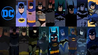 Batman: Evolution (Animated TV Shows and Movies) - 2019 (80th Anniversary)