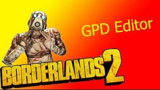 Borderlands Pre Sequel/Gibbed Oz editor **BA RANK** SAVEDATA (not