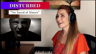 """Voice Coach/Opera Singer REACTION & ANALYSIS Disturbed """"The Sound of Silence"""""""