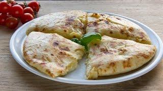 Chaczapuri czyli Gruzińska Pizza - VideoKuchnia.pl
