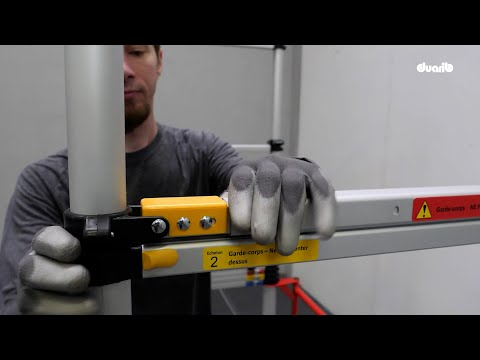 Montage / Démontage de l'échafaudage télescopique - DUMATOS LOCATION Montage / Démontage de l'échafaudage télescopique - DUMATOS LOCATION