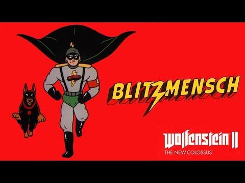 Wolfenstein II: Blitzmensch, la nueva serie de televisión nazi