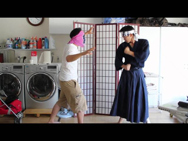 Real Life Street Fighter: How To Shoryuken