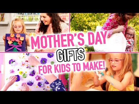4 DIY Mother's Day Gifts for Kids to Make! – HGTV Handmade