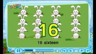 สื่อการเรียนการสอน เพลงสอนนับเลขภาษาอังกฤษ 11 ถึง 100 ชื่อเพลง Number ป.3 ภาษาอังกฤษ