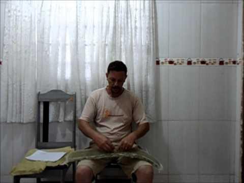 ENTREGA DE 2 PARES DE LAMINAS LAMINADAS 60 LBS P/ ODAIR CANUTI DO RS
