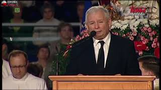 """Kaczyński dziękuje Rydzykowi: """"Bez ciebie ojcze dyrektorze nie byłoby tego zwycięstwa"""""""