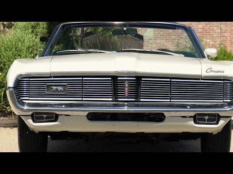 Video of '69 Cougar - QBSD