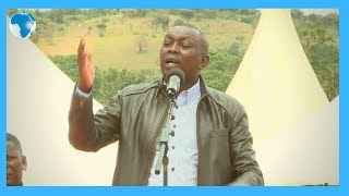 We are in BBI to stay ~ MP Oscar Sudi