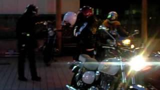 美人ライダー 美女 Kawasaki ZZR400 ZZR250 CBX650custom エストレヤ ESTRELLA