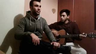 Thanos Anastasopoulos - Δηλώνω Θαυμαστής Σου - Dhlwnw Thaumasths Soy ( Cover Video 2016 )