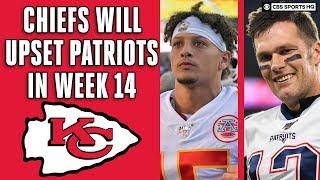 Tom Brady WILL OUTPLAY Patrick Mahomes, Chiefs Patriots Picks and Preview   CBS Sports HQ