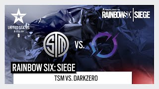 US Division 2020 Play Day 8 - TSM vs. DarkZero