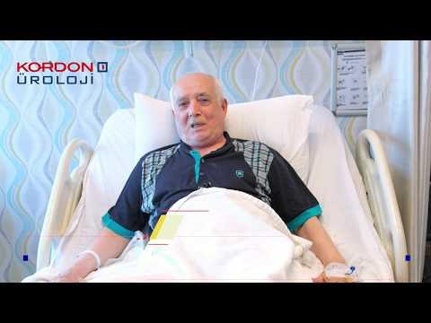 Laparoskopik Böbrek Tümörü Ameliyatı Hasta Görüşü
