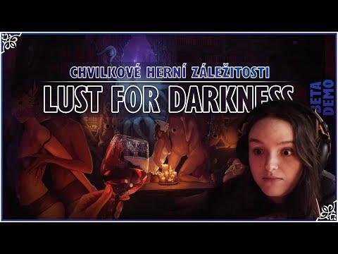 Lust for Darkness [Beta Demo] Erotický nadpozemský horor