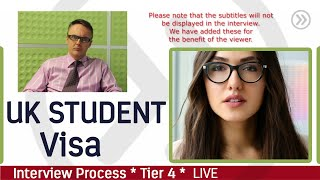 UK Student Visa Interview Process   Changes In Tier 4   Study Abroad 2019
