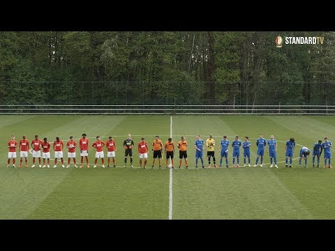 U21 Standard - U21 KRC Genk : 3-1