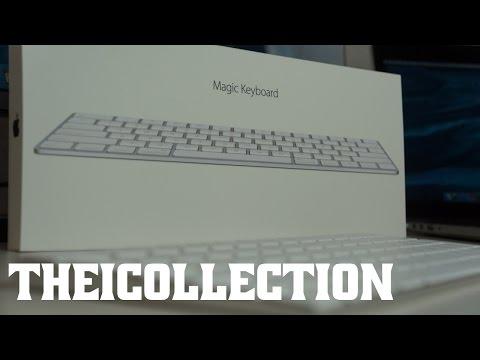 Test Magic Keyboard Français