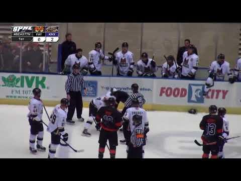Josh Erickson vs. Ludlow Harris