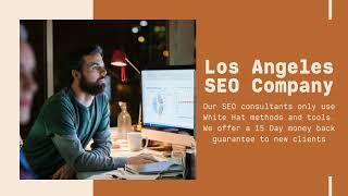 Hire Top Los Angeles SEO Consultant Company