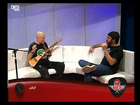 JAF video Entrevista CM Rock - Mayo 2015