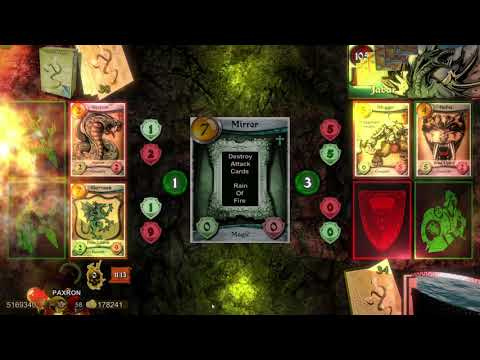The Prometheus Secret Noohra: Card Battle Gameplay thumbnail