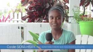 UAGF PROD - Emission Entretien - Coralie SIONA-HISRY - Eglise Adventiste du 7ème Jour